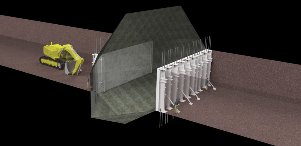 Salt Mine Bulkhead Plug Form 01 - Render